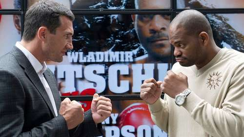 Klitschko will Thompson erneut knacken