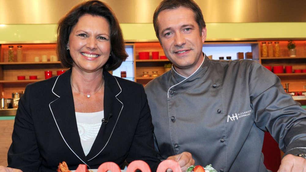Küchenschlacht ZDF: Ilse Aigner als Jurorin | TV