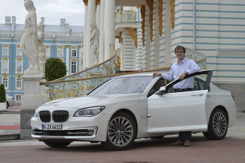 BMW 7er Modell 2012
