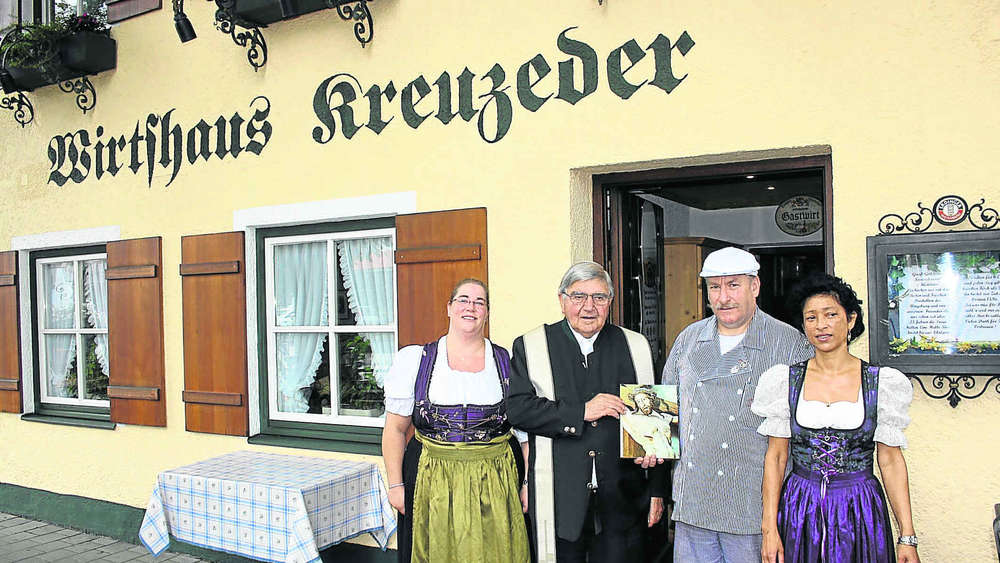 Schnitzelwirt Moosinning