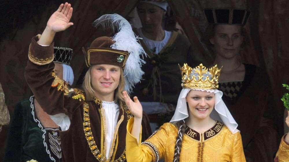 Landshuter Hochzeit Bewerbung Um Kostume Bayern