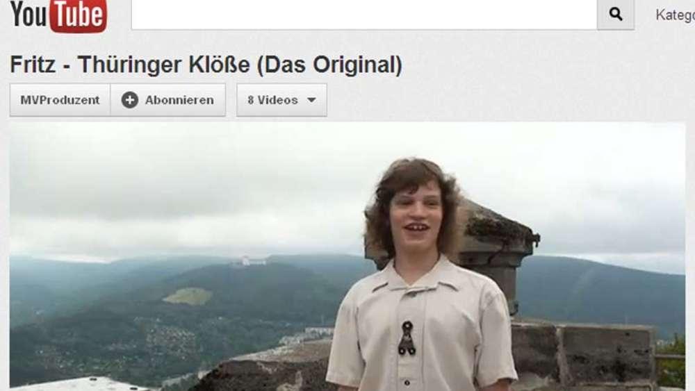 Fritz Thüringer Klöße Youtube Hit Lied Volksmusik Boulevard