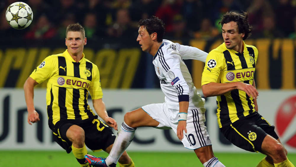 Wo Heute Borussia Dortmund Real Madrid Schalke 04 Arsenal Im