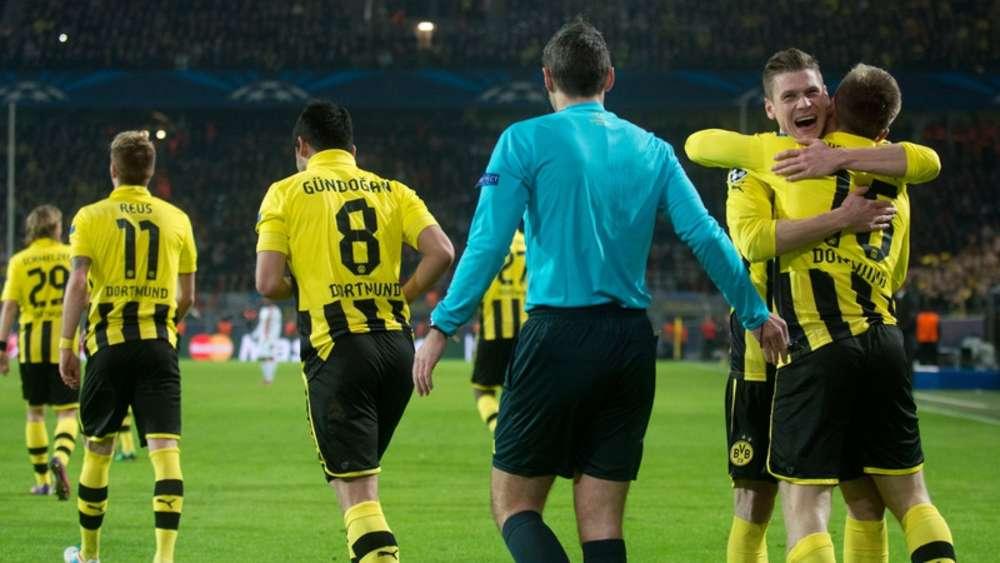 Wo Heute Borussia Dortmund Fc Malaga Bvb Im Free Tv
