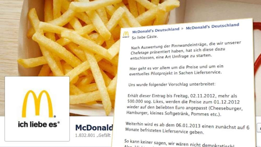 Facebook post auf mcdonalds fanpage fhrt hunderttausende nutzer an facebook post auf mcdonalds fanpage fhrt hunderttausende nutzer an der nase herum multimedia thecheapjerseys Choice Image
