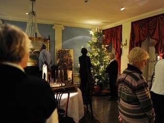l beck weihnachten bei den buddenbrooks reise. Black Bedroom Furniture Sets. Home Design Ideas