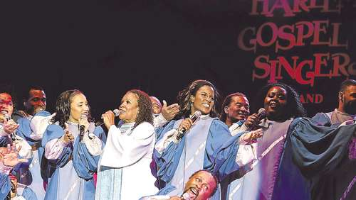 Queen Esther Marrow und ihre Harlem Gospel Singers