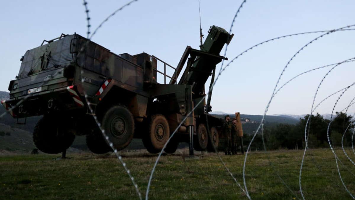 Bundeswehr Türkei Einsatz