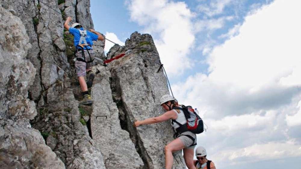 Klettersteigset Anlegen Bremsseil : Mängel bei klettersteig sets: größter rückruf der