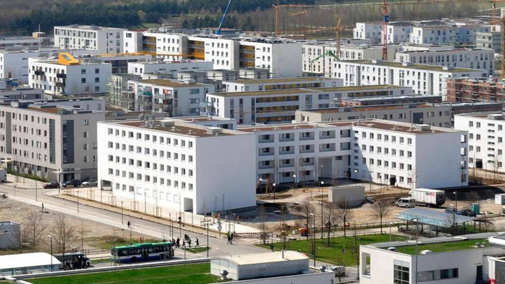 Riem Wird Die Messestadt Zum Sozialen Ghetto München Ost
