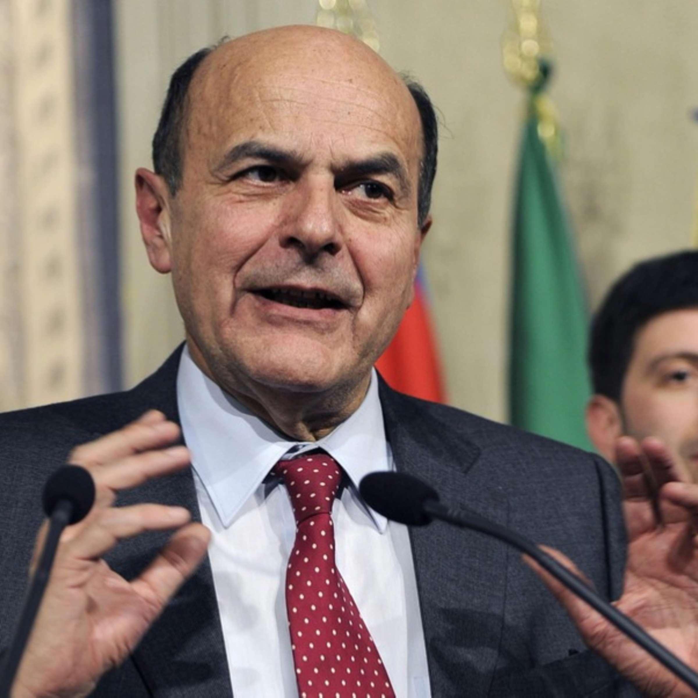Pier Luigi Bersani soll in Italien Regierung durch Mitte-Links-Bündnis  bilden