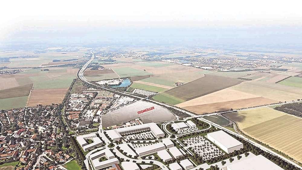 Gewerbegebiet Parsdorf Genehmigt 40 Fußballfelder Voller Zwist