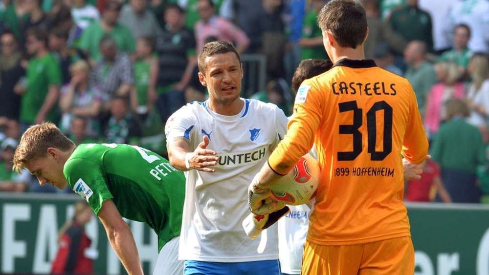 Abstiegs-Thriller in der Bundesliga
