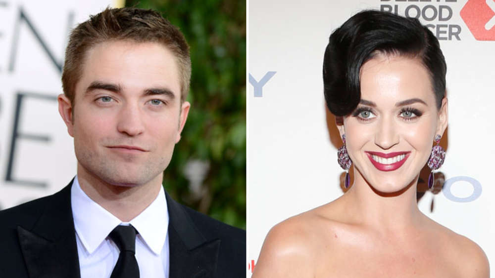 Robert Pattinson Katy Perry