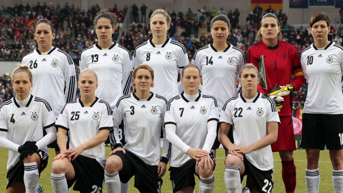 FrauenfuГџballnationalmannschaft