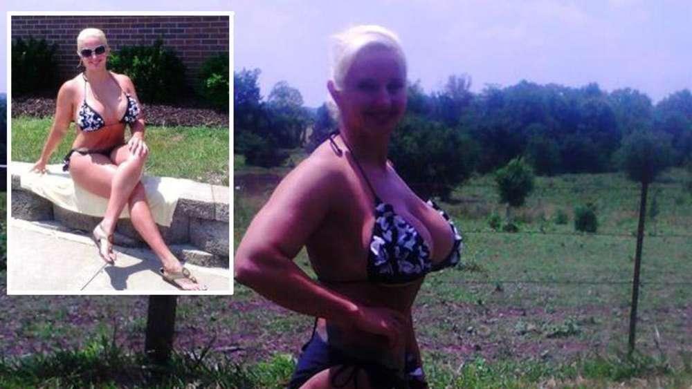 Bikini zu klein! Jennifer Nicole Lee zeigt Busen