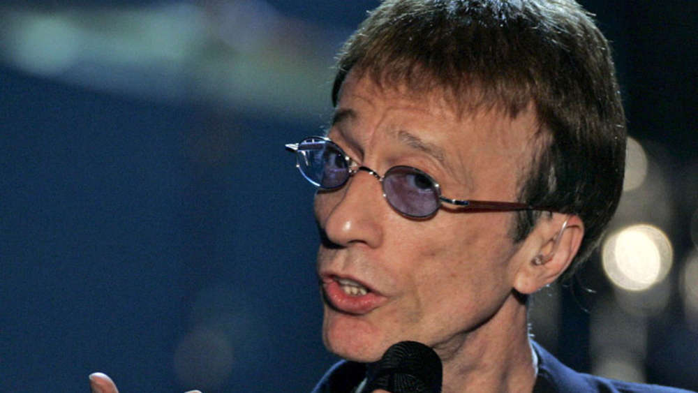 Robin Gibb starb am 20. Mai 2012 in London.