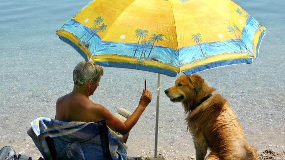 Kann Man Im Schatten Braun Werden Uv Strahlung Gesundheit