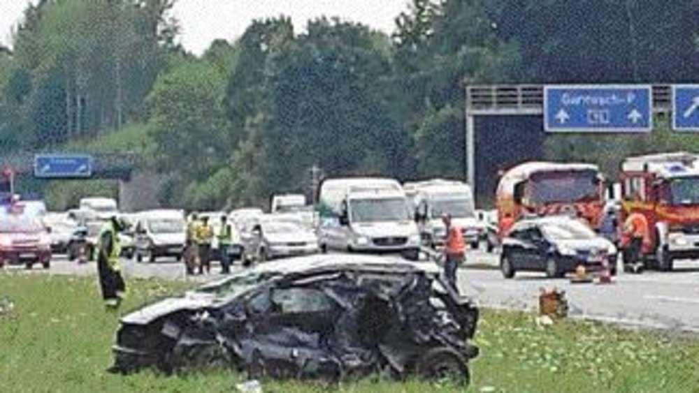 Unfall-Porsche beschlagnahmt | Starnberg