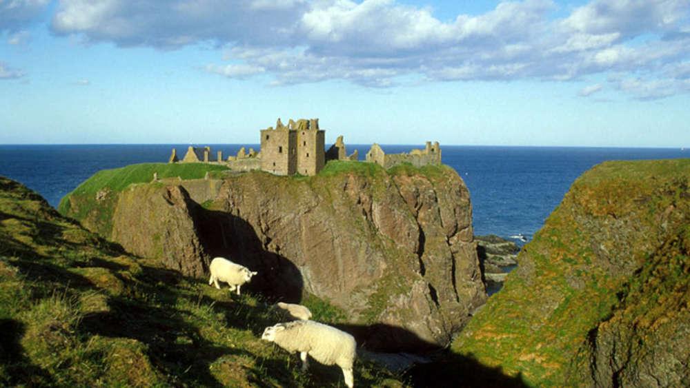 Schottland Wie Von Künstlerhand Erschaffen Reise