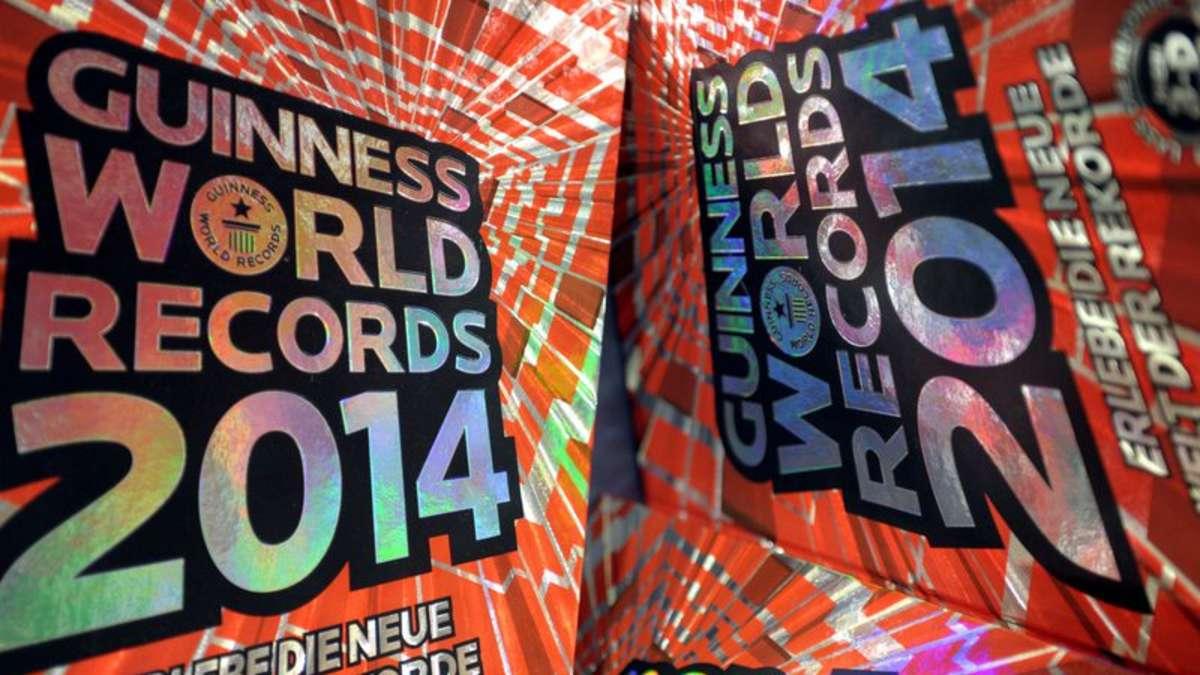 Guinness Buch Sexuellen Weltrekorde