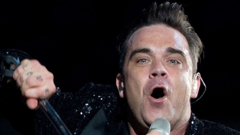 Robbie Williams, Wetten, dass?