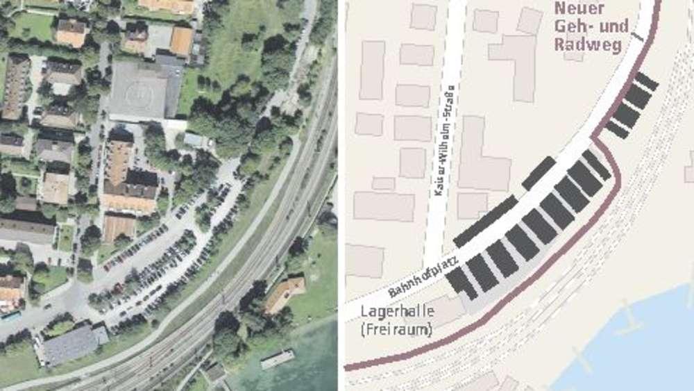 Freiraum Starnberg parken am starnberger bahnhof see alles bleibt wie es immer war