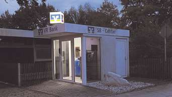 Vr Bank Automat Manchen