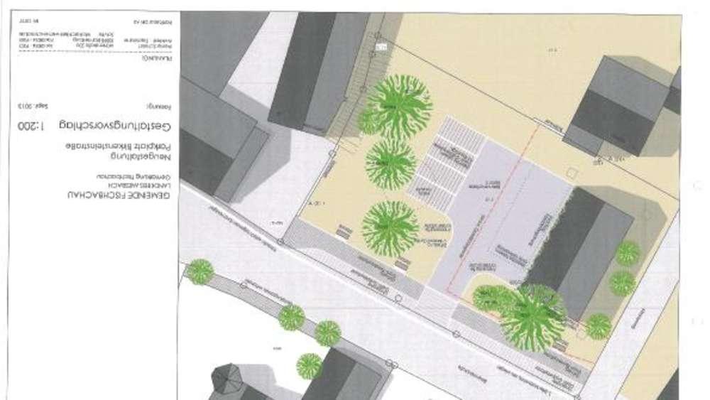 Parkplätze Kontra Grünfläche