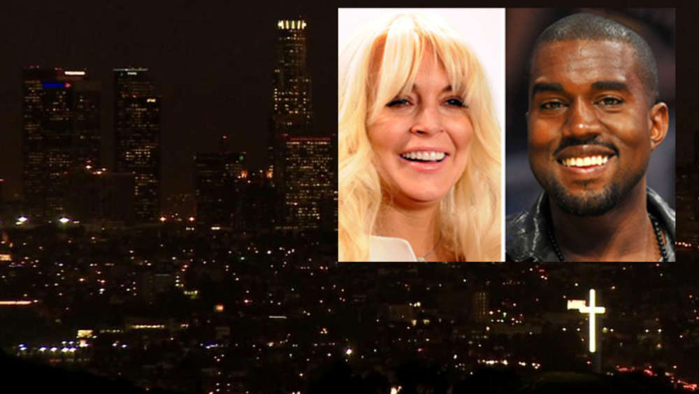 Lindsay Lohan, Kanye West, City of Angels
