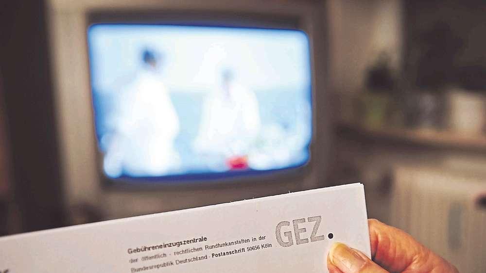 Die Große Angst Vor Der Gez Stadt München