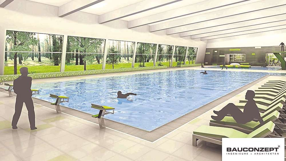 Schwimmbad: Hubboden Lässt Die Kosten Steigen