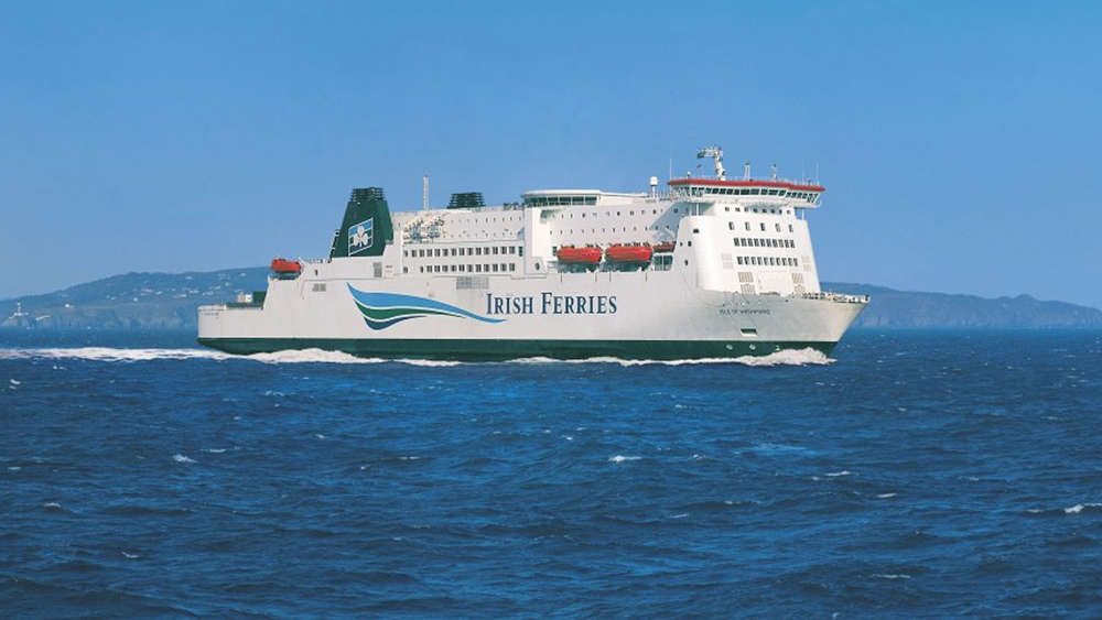 irischen Reederei Irish Ferries