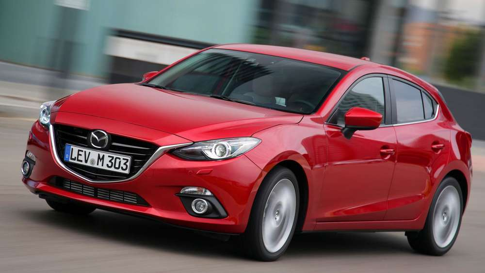 "Mazda3 kann ""Car of the Year"" werden"