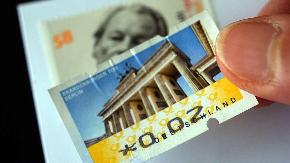 Post Erhöht Porto 60 Cent Für Einen Brief Wirtschaft