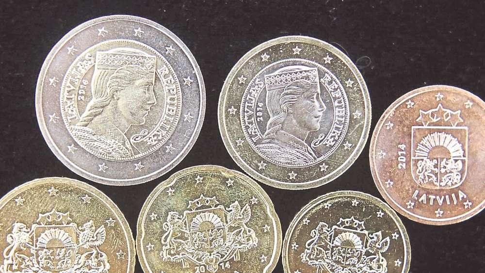 Neue Münzen Nicht Für Sammler Wirtschaft