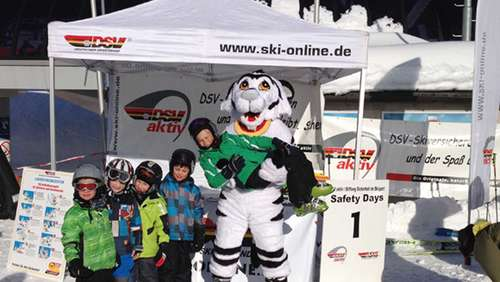 Safety Days 2014: Sicher durch den Winter