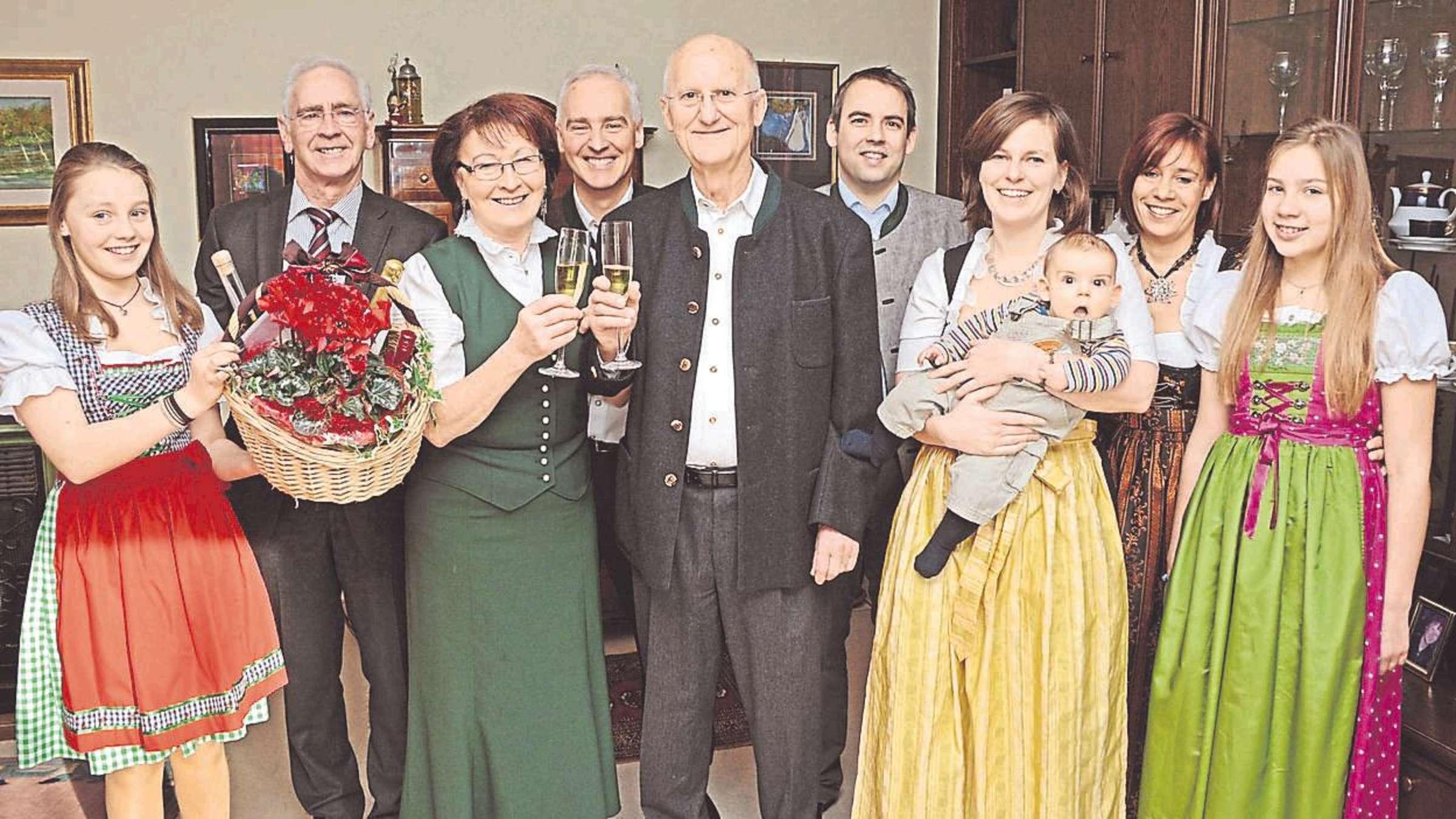 Glückwünsche Zur Goldenen Hochzeit Fürstenfeldbruck
