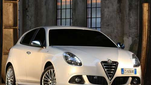 Alfa Romeo Giulietta: Neueste Generation am Start