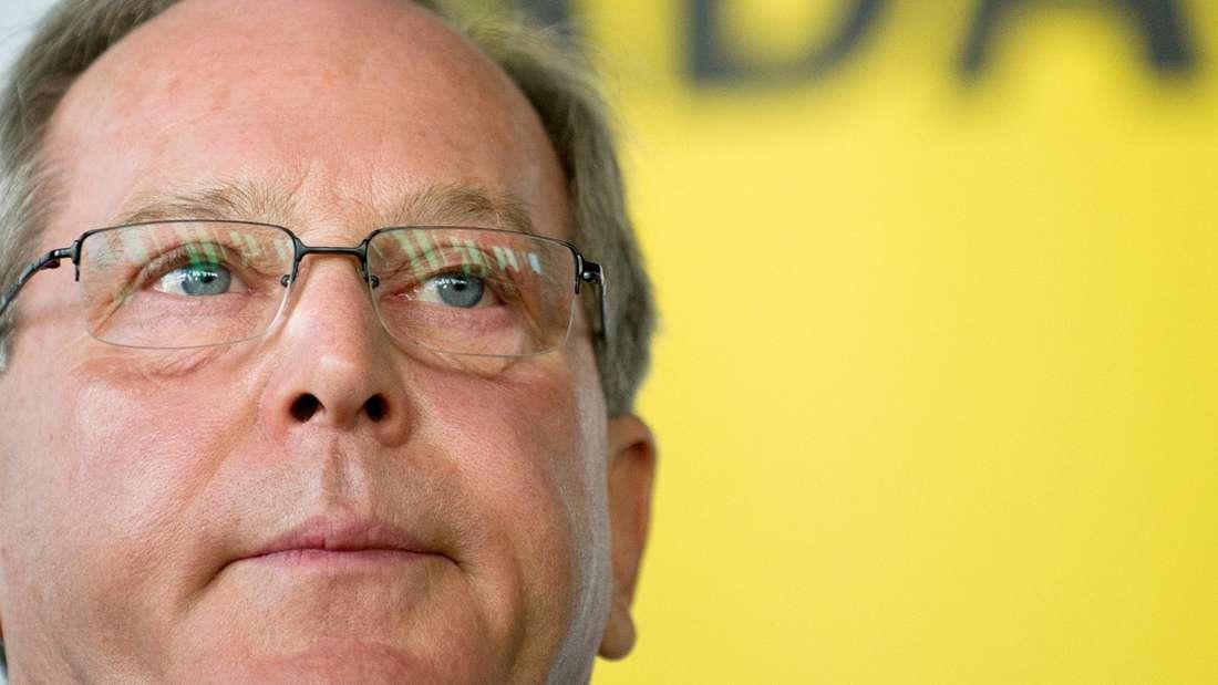ADAC-Präsident Peter Meyer tritt zurück