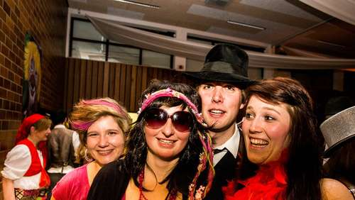 Sportlerball in Ingenried: Bilder