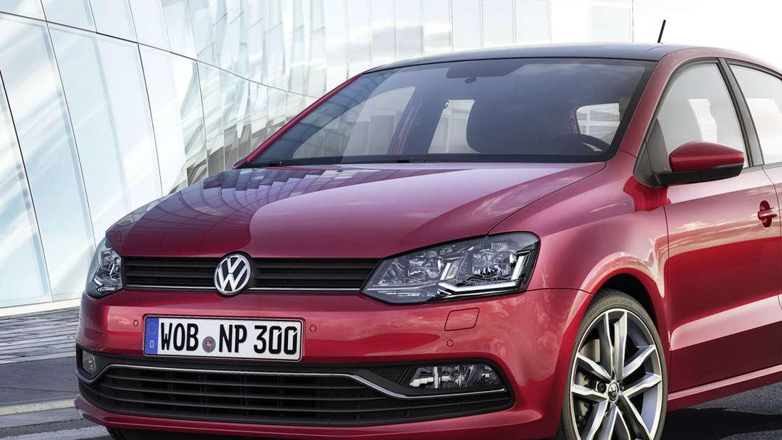 Der neue VW Polo kommt 2014 und ist ab 12.450 Euro zu haben.
