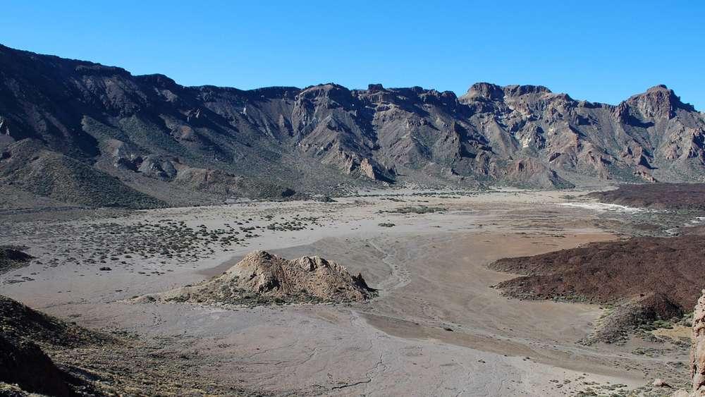 Teneriffa Unterwegs Im Teide Nationalpark Reise
