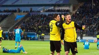 Borussia Dortmund Zenit St Petersburg Im Legalen Gratis