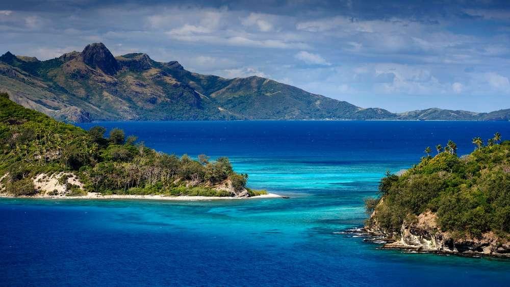 die inseln der blauen seesterne s dseefeeling auf fidschi reise. Black Bedroom Furniture Sets. Home Design Ideas