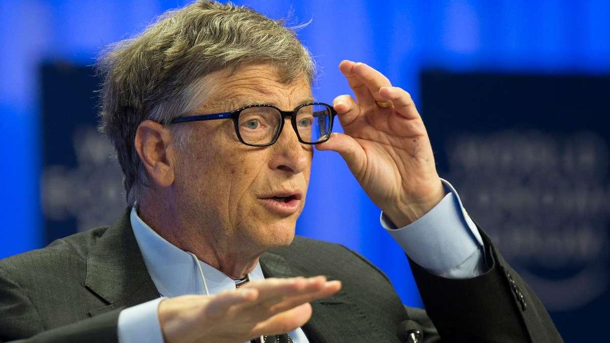 Top Ten Der Reichsten Menschen Der Welt Wirtschaft