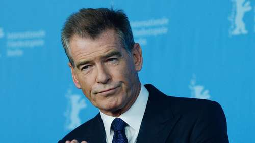 Brosnan lästert über James-Bond-Rolle