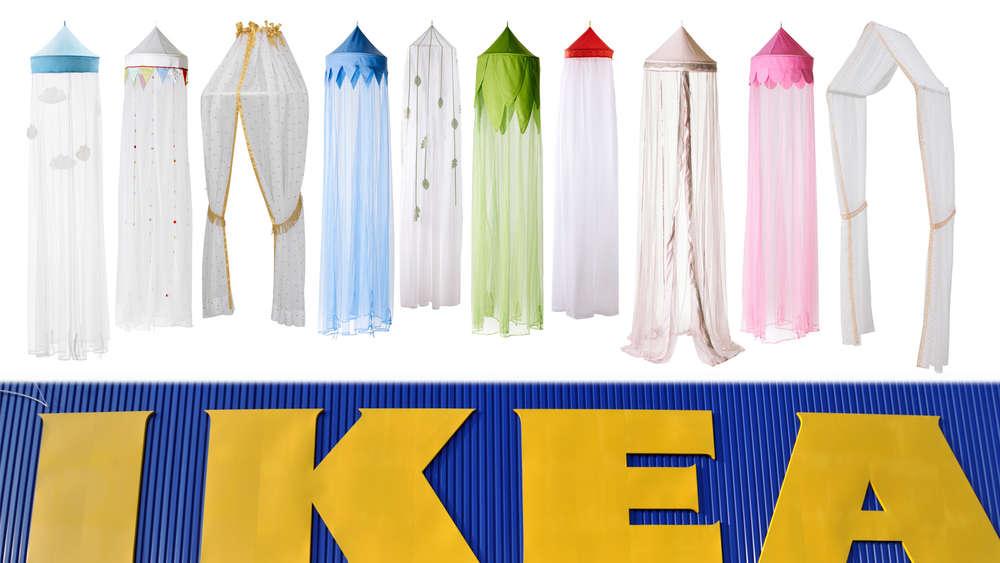 Gefahr Fur Kinder Ikea Ruft Betthimmel Zuruck Wirtschaft