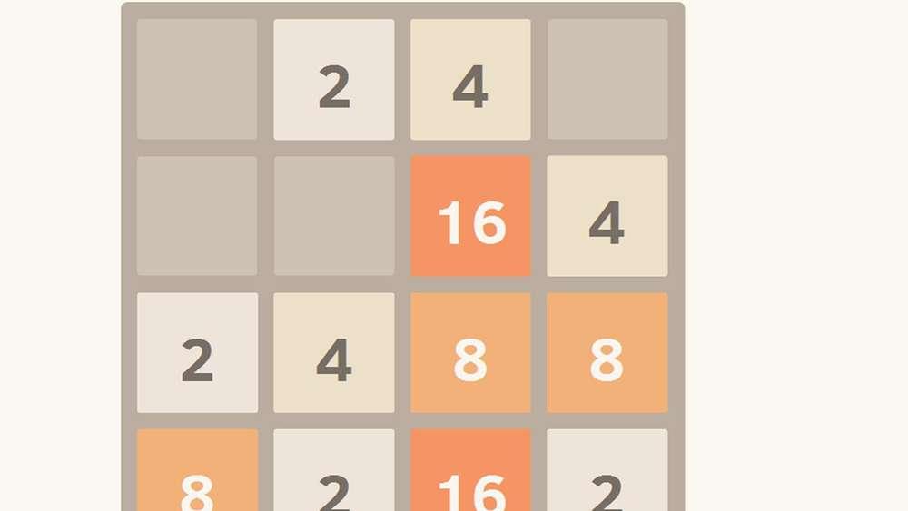 2048: Neues Online-Spiel mit Suchtgefahr nach