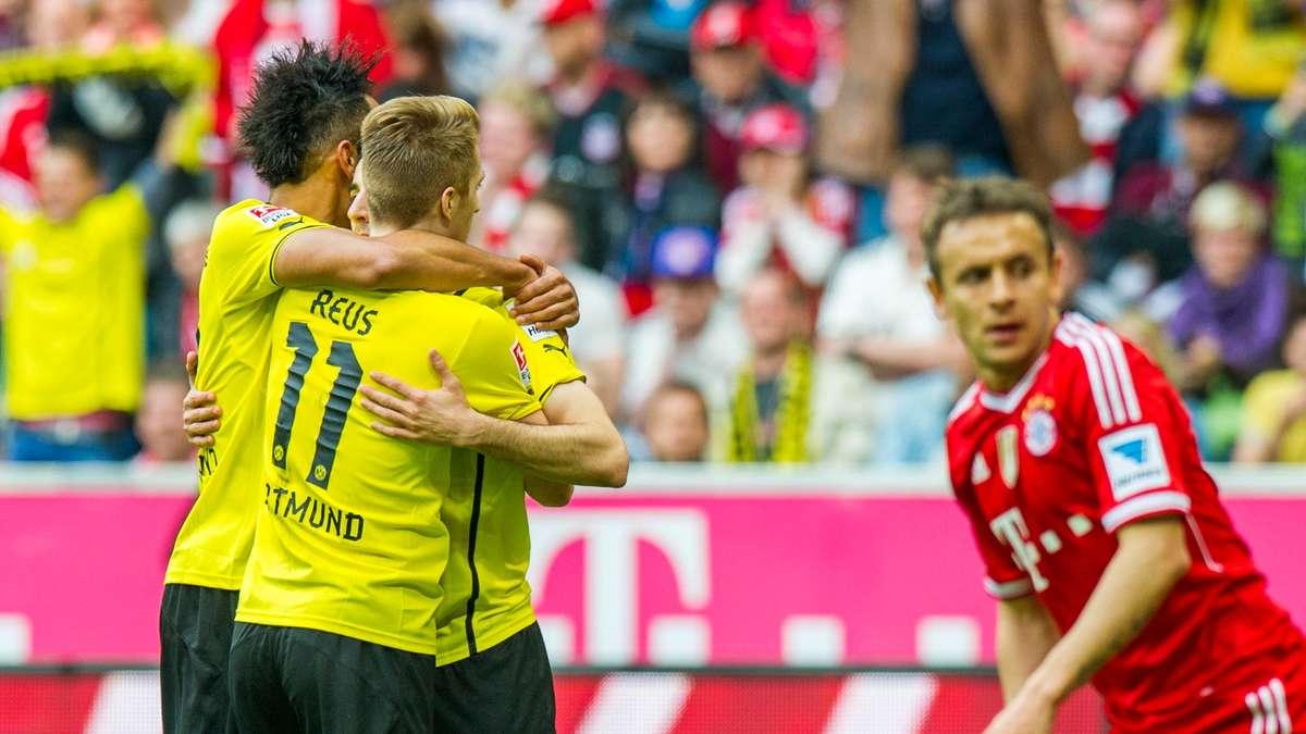 Borussia Dortmund Fc Bayern München